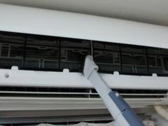 ご家庭でできるエアコン掃除の方法