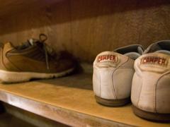靴箱のお掃除と収納