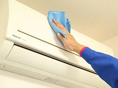 エアコン掃除で電気代を節約しよう