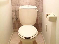 意外と汚れてる!? トイレのタンクをお掃除する方法