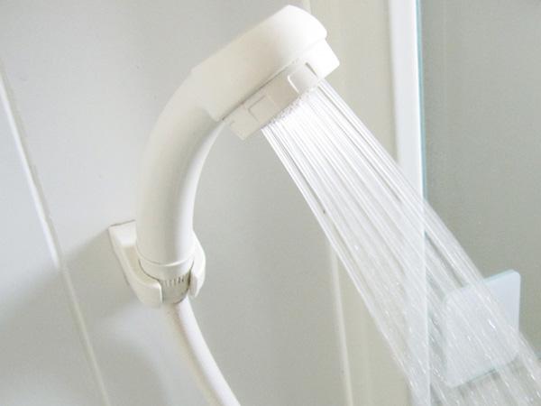 冷水シャワーがカビ予防に効く!