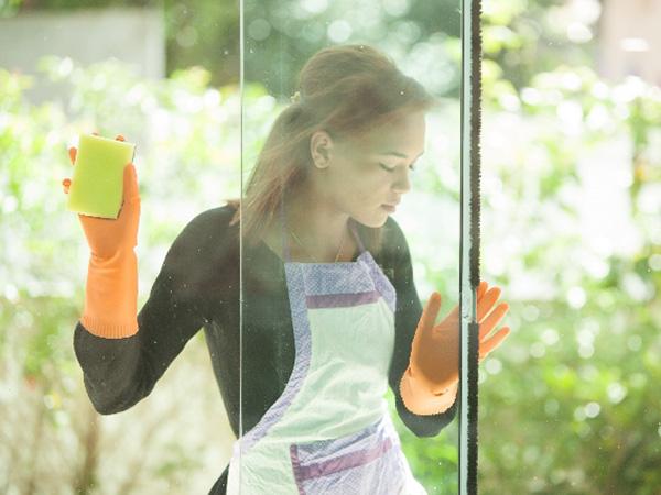 窓掃除・窓クリーニング