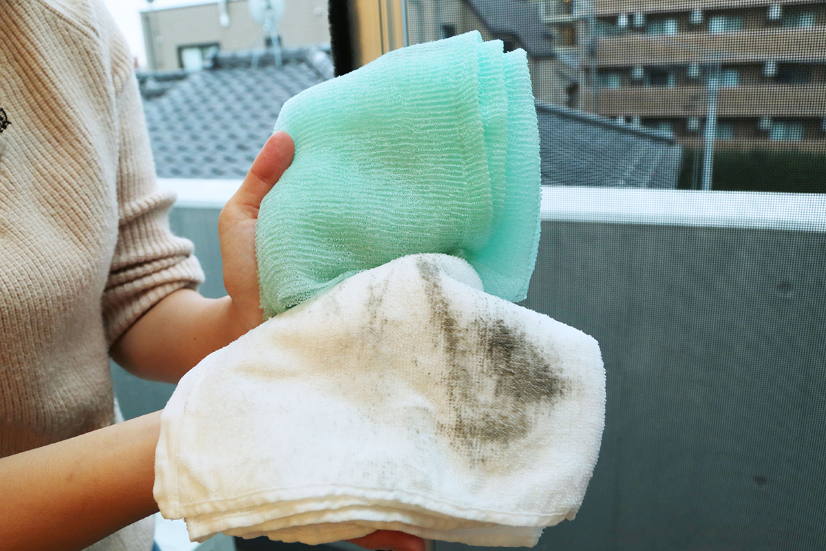 網戸・窓サッシ:お掃除方法